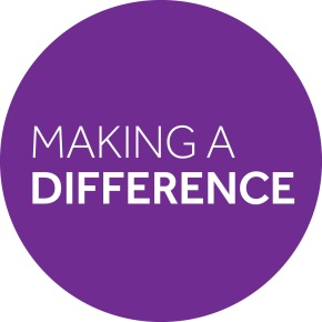 Make a Difference logo