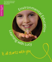Learning with Lucy Folder Front Cover